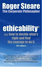 Ethicability by Roger Steare